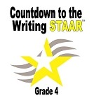 4th Grade Countdown to Writing STAAR