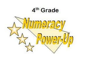 4th Grade Numeracy Power-Up 2008