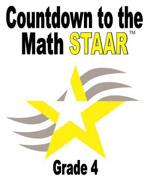 4th Grade Countdown to Math STAAR 2015 Complete