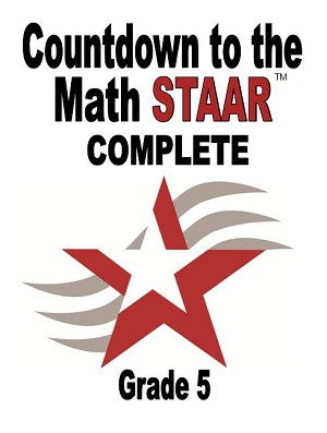 5th Grade Countdown to Math STAAR plus Gauntlet 2018 Complete