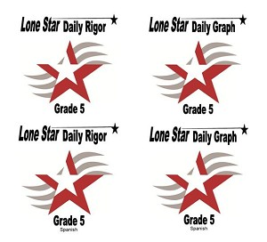 5th Grade Lone Star Daily Rigor/Graph 2014 Complete