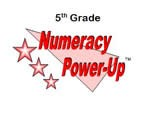 5th Grade Numeracy Power-Up 2008