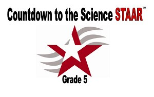 5th Grade Countdown to Science STAAR 2018