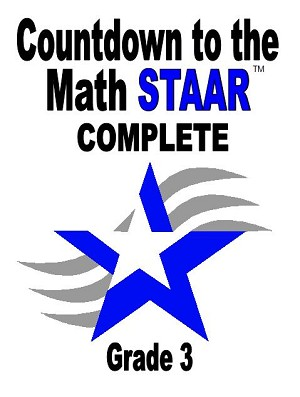 3rd Gr Countdown to Math STAAR plus Gauntlet 2018 Complete