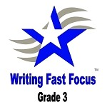3rd Grade Writing Fast Focus