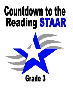 3rd Grade Countdown to Reading STAAR Revised 2019