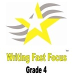 4th Grade Writing Fast Focus