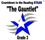 3rd Grade Reading Gauntlet 2020